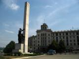 Hotel Chişinău from Piaţa Libertăţii