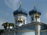Main domes of Ciuflea Church