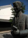 Statue of William Merrell Vories