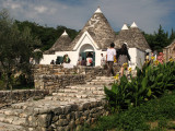 Copy of an Alberobello house from Puglia