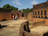 Kassena compound from Burkina Faso