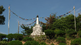 Nepali stupa replica