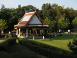 Thai pavilion replica