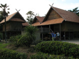 Lanna-Thai dwelling