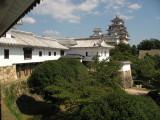 Corridor (Nagatsubone) flanking the Nishi-no-maru
