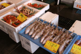 Fresh catch for sale