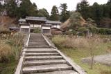 Steps leading to Mantoku-ji