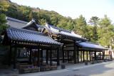 Goshono-yu bathhouse in central Kinosaki