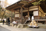 Lesser hall at Ishiyama-dera