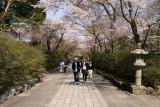Main path into Ishiyama-dera