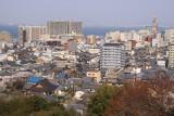 Skyline of Ōtsu from Mii-dera