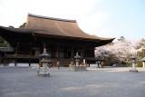 Kon-dō (main hall) at Mii-dera