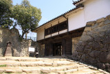 Taiko-mon (drum gate) of Hikone-jō
