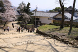 Slope leading to the Tenbin-yagura gate