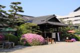 Entrance to Hiun-kaku