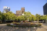 Chūō-kōen off downtown Takamatsu