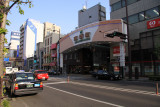 Minami-shinmachi shopping arcade entrance