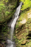 Biwa-no-taki waterfall near the bridge