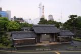 Restored Washi-no-mon of Tokushima Castle