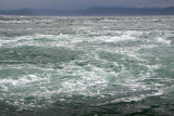 Churning waters in the Naruto Strait