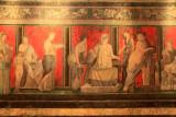 Reproduction of Pompeii frescoes
