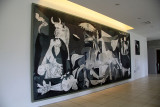 Picasso's Guernica reproduced