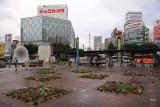Station area around JR Okayama