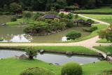View down on Sawa-no-ike from Yuishin-zan