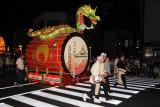 Taiko with neputa dragon