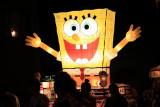 SpongeBob SquarePants makes an appearance