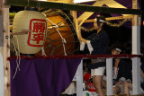 Taiko float