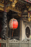 Detail of the Front Hall of Longshan Temple
