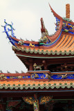 Roof of Dacheng Hall, Confucius Temple