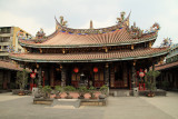 Main Hall of Baoan Temple