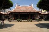 Main hall of Longshan Temple