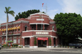 Japanese-era building in central Tainan