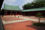 Koxinga Shrine main courtyard