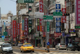 Sign overload on Ximen Rd.