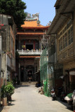 Medicine Lord Temple at the end of Shennong St.