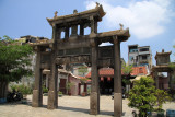 Official Reception Gate and Wind God Temple
