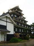 Okayama-jō's restored donjon