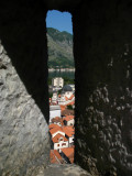 Peeking out on Stari Grad