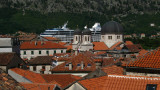 Across the rooftops of Stari Grad