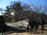 Main approach to Wakayama Castle