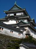 Donjon detail, Wakayama-jō