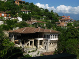 Ethnographic museum and surrounding neighborhood