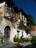 Weathered old Ottoman villa