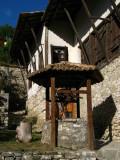 Courtyard well, Berati Ethnographic Museum