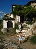 Little girl in the Gorica quarter