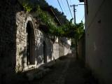 Shadowed old lane, Gorica quarter